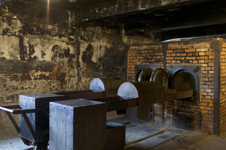 Dsc Crematorium During The Holocaust